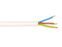CABLE MANGUERA ELECTRICA BLANCA 3X1,5MM 500V