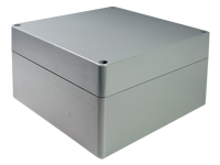 G399 - Sealed ABS Enclosure 160 x 160 x 90 mm - G399