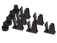 Retex Serie 110 (1-2-3-4) - Feet and Stoppers Set (1-2-3-4) - 61110001