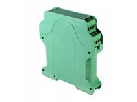 Caja Carril DIN 16 Conexiones 112 x 99 x 22,5 mm con Blocos Terminais - CVB-PLUS1