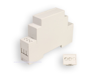 Caja Carril DIN 6 Conexiones 58 x 90 x 17,5 mm - CNMB/1/KIT