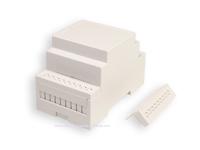Caja Carril DIN 18 Conexiones 58 x 90 x 53 mm