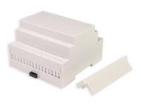 Caja Carril DIN 30 Conexiones 58 x 90 x 88 mm