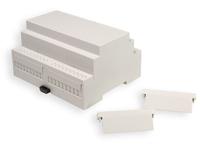 Caja Carril DIN 36 Conexiones 58 x 90 x 106 mm