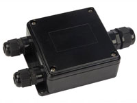 Caja de Conexiónes Estanca 3 Vías - IP68 - Resistente al Agua - OB12