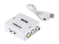 Convertisseur Audio-Video HDMI vers 3 RCA - ACTVH237