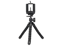 Flexible Tripod with Smartphone Holder - CAMB22