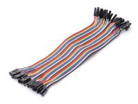 Cable 40 Vías Hembra - Hembra en Línea - FUT0060