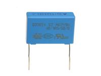 Condensador MKP Encapsulado 1 µF - 305 Vac - Raster 27,5mm - b32924c3105m189 - 157445
