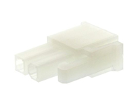 Mini-Fit Jr. Connector 5557 MOLEX Mini-Fit 39-01-2020 ( similar to MF42-HF-02 ) 4.2 mm female 2 pins