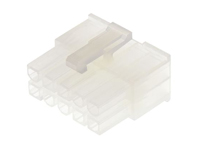 Mini-Fit Jr. Connector 5557 MOLEX Mini-Fit 39-01-2100 (similar to MF42-HF-10 ) 4.2 mm female 10 pins