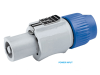 Powercon - 20 A Cable-Mount Connector Input