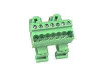 5.08 mm Pitch - Pluggable Straight DIN Rail Male Terminal Block 7 Contacts - CTBPD96VJ-07