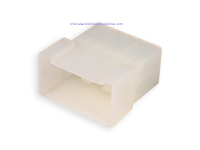 Protection Block for Faston Male 6 Way - TE9296