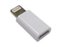 Conector Adaptador micro-USB-B Hembra a Lightning