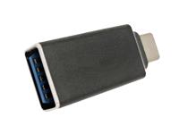Conector Adaptador USB-A Hembra 3.1 a USB-C Macho 3.1 - O.T.G.