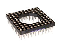 Support de Circuit intégré PGA 68 Pòles - Pin Sécable - 25 x 25 mm