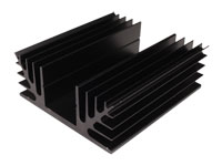 Disipador de Calor 100 x 88 x 35 mm - sin Perforación - 41/100