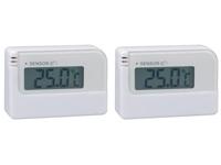 Mini Digital Thermometer - 2 Units - WT007