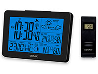 Weather Station with Pluviometer - WS1200