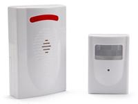 Timbre Bienvenida Infrarrojos Inalámbrico / Sistema de Alarma Inalámbrico con Detector PIR - HAM220