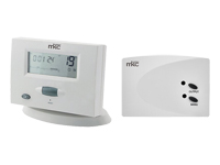 Programmable Chrono-Thermostat Wireless with Timer for Heating and Cooling - MK722