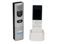 "SCAMSETW5 - Videoportero Inalámbrico 2,4 GHz - 2,4"""
