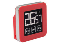 Digital Timer with Touch Screen, Countdown - Chronometer - TIMER12