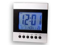 Desktop or Wall-Mount Alarm Clock - CC-0320