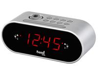 Desktop Projection Alarm Clock with Radio - SM-RS1009