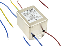 Chassis-Mount EMI-EMC Filter - 3 A 3ET3 - 3ET3