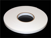 Double Sided Adhesive Tape 10 mm - 5 m - White - VDLHPXZC03