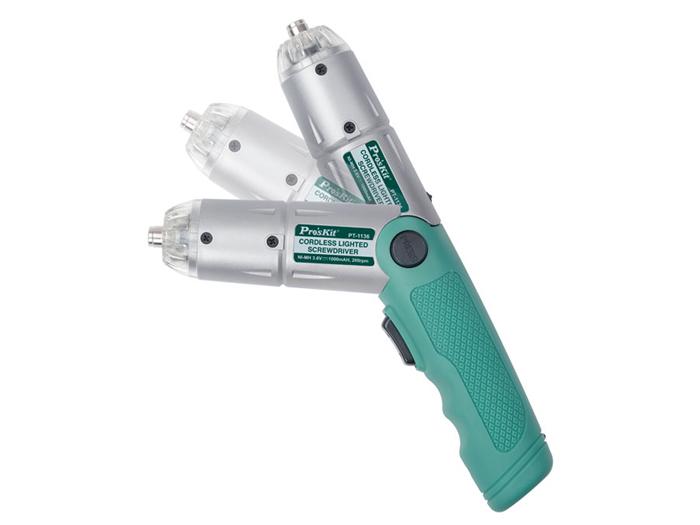 ProsKit PT-1136 - Electric Screwdriver - DES1136