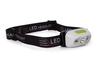 Head Torch with LED and On/Off Sensor - Rechargeable - EHL21
