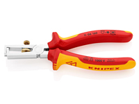 KNIPEX 11 06 160 - insulated wire stripping pliers VDE 1000 V
