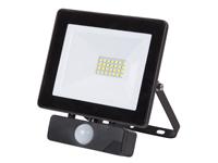 Foco LED 20 W Branco Neutro - com Sensor Movimento - PIR - LEDA6002NW-BP