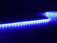 Roll of Self-Adhesive Blue LED Strip - 300 2835 LEDs per Roll - IP65 - 5 m - MJ-B2835FS30-F12W08