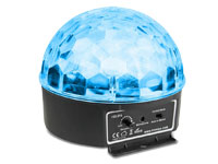 MINI STAR BOLA 6X 3W RGBAW LEDS