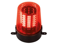 Luz Rotativa LEDs - Roja - 12 VAC - VDLLPLR1