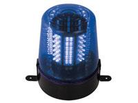 Luz Rotativa LEDs - Azul - 230 V - VDLLPLB1