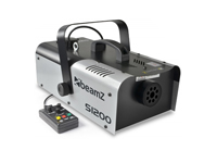 beamZ S1200 MKII - 1200 W Smoke Machine - 160.491