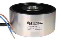 Solenoid 48 Vdc - Electromagnetic Suction - Ø95 × 45.5 mm