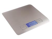Balança Cozinha Digital - 5 Kg - 1 g - Escala - Branca - VTBAL36