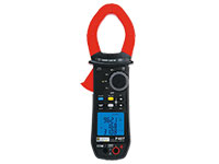 CHAUVIN ARNOUX F407 - digital current clamp meter wattmeter