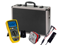 Chauvin Arnoux - CHAUVIN ARNOUX Multimeter Pack CA5231 + MINI03 Clamp + VT11 + Case Promotional Pack - PROMO16_001
