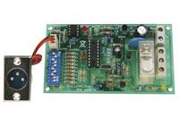 Kit - Relé Controlado por DMX - K8072