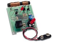 Kit - Detetor Metais - K8019