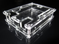 Transparent case for ARDUINO UNO