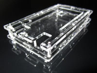 Transparent case for ARDUINO MEGA