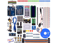 Arduino Kit - Project SUPER STARTER Kit Arduino UNOR3 NANO KitS - (equivalent: KUMAN) - FUT8054